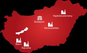 Kőröstej Magyarország legnagyobb sajtgyártó vállalata