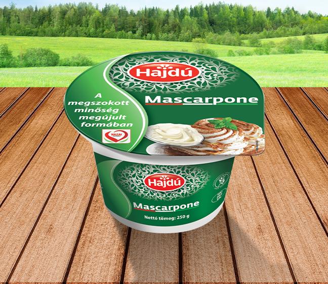 Hajdú Mascarpone