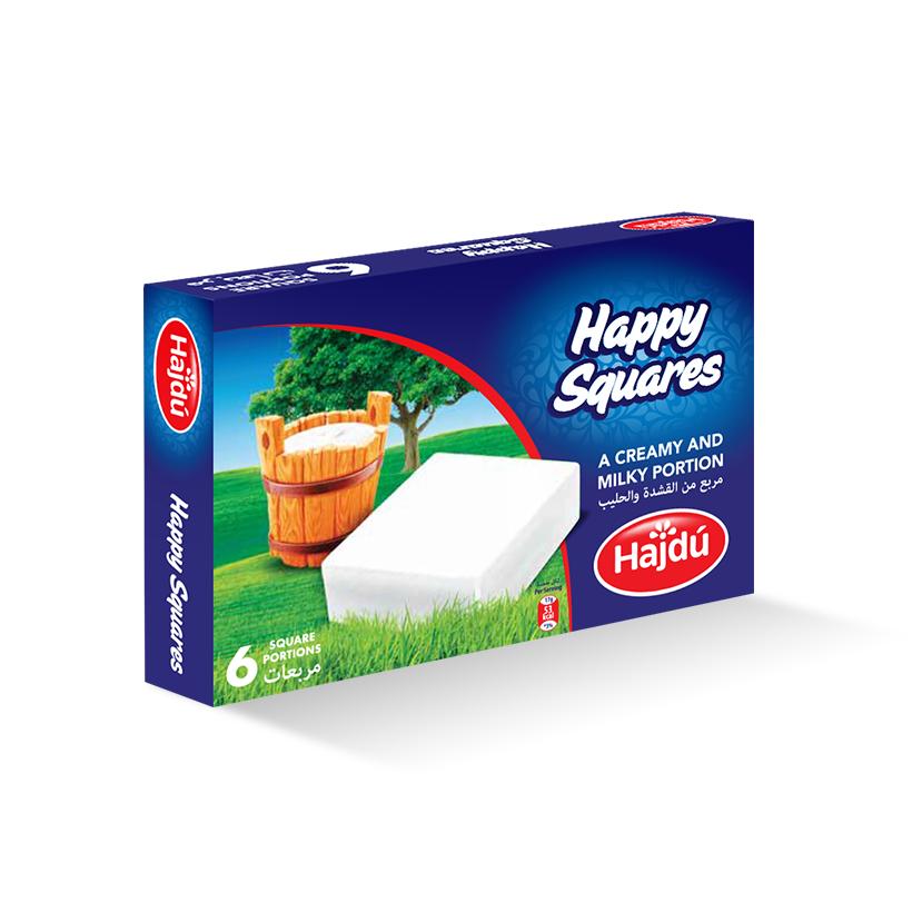 Hajdú Happy Squares kockasajt